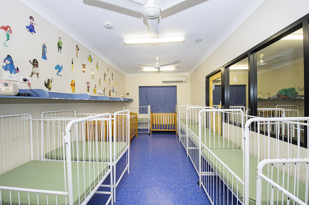 Infant room at Milestones Palmerston